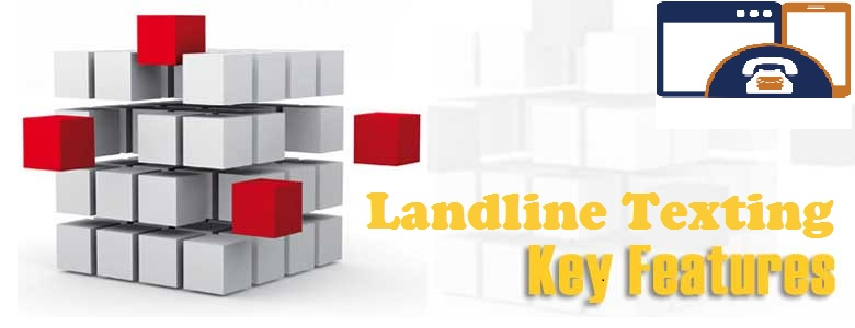 Features of Landline Texting Solution