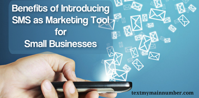 Benefits of Introducing SMS as Marketing Tool