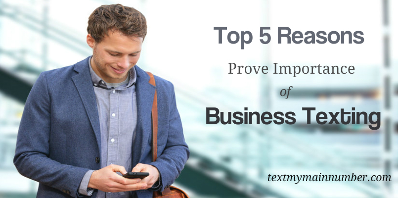 10 Reasons of Importance of Business Texting