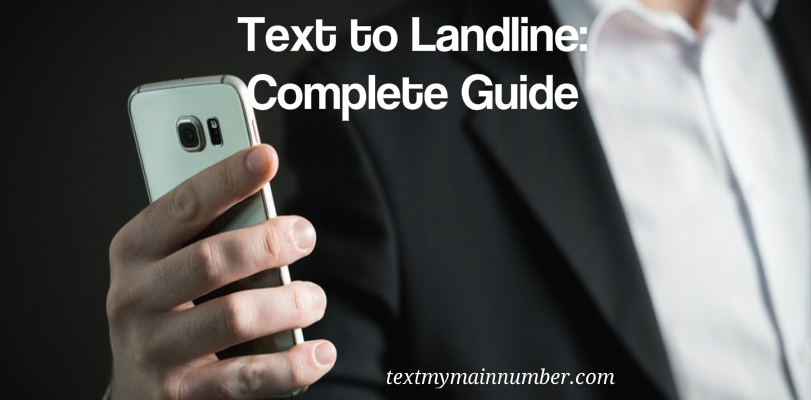 Text to Landline - Complete Guide